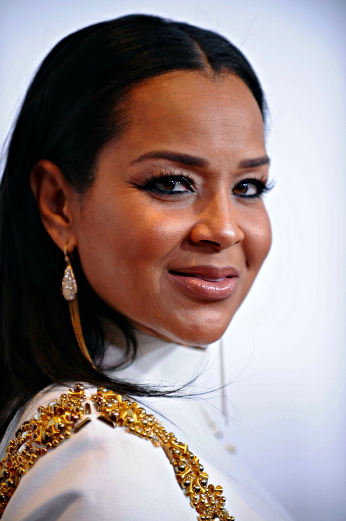 Actress Lisa Raye