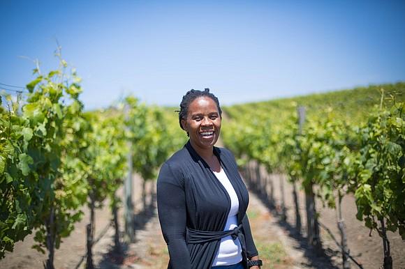 Ntsiki Biyela is South Africa's first Black female winemaker. (Courtesy Photo)