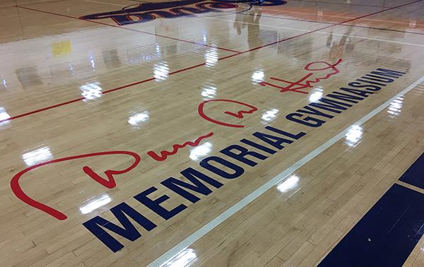 Serra High School expressed their gratitude the late head coach Dwan Hurt. (Courtesy of Serra High School)