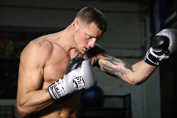 Joe Smith Jr.  (Courtesy of Golden Boy Promotions)
