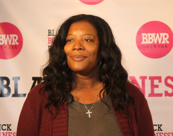 Casting Director and Producer Leah Daniels-Butler at Black Business Women Rock (BBWR) event in Los Angeles December 10, 2016.