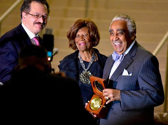 Charlie Rangel BILL MOORE PHOTO
