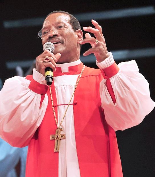 Presiding Bishop Charles E. Blake, Sr.