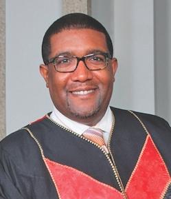 Bishop Craig A. Worsham