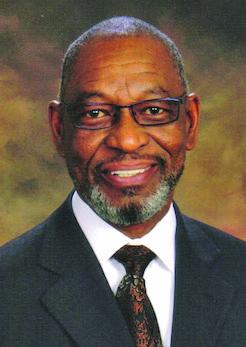 Pastor Benjamin Hollins
