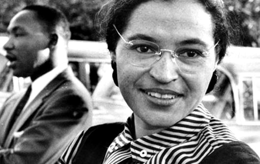 how did rosa parks change the world