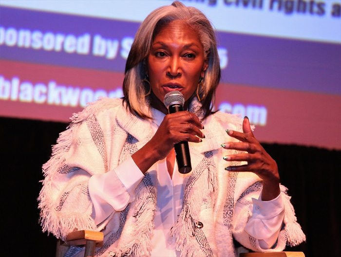 Cynthia McClain Hill Photo By Liliane Lathan