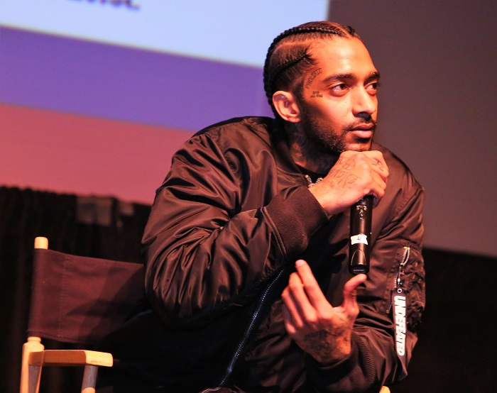Nipsey Hussle Photo By Liliane Lathan