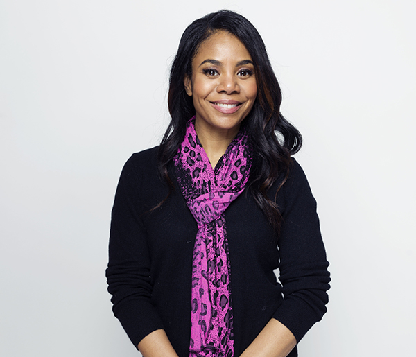 "Regina Hall poses for a portrait to promote the film, ""People, Places, Things"", at the Eddie Bauer Adventure House during the Sundance Film Festival on Monday, Jan. 26, 2015, in Park City, Utah. (Photo by Victoria Will/Invision/AP)"
