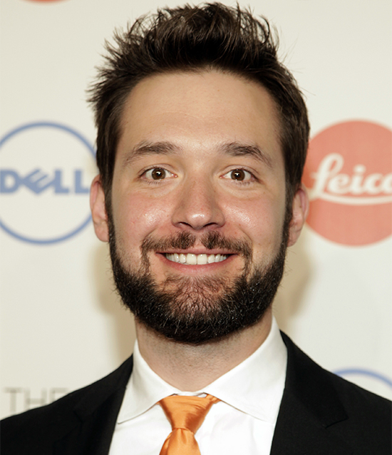FILE - In this May 19, 2014 file photo, Reddit founder Alexis Ohanian attends the 2014 Webby Awards, in New York. Court and spark: Serena Williams is tying the knot. The tennis great announced her engagement to Ohanian on Thursday, Dec. 29, 2016, posting a poem on Reddit that she accepted the proposal of the social news website's co-founder. (Photo by Andy Kropa/Invision/AP, File)