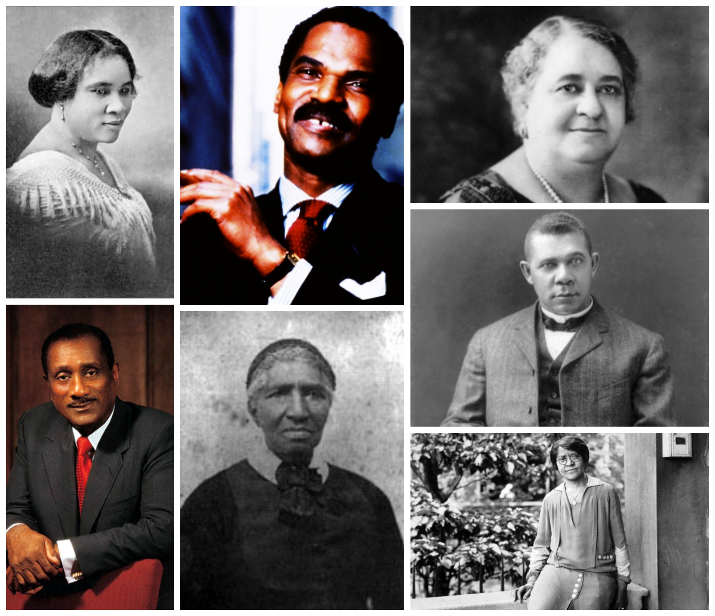 Successful black people