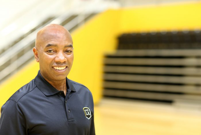 Dr. Daryl Gross hired as Cal State L.A.'s new athletic director  (J. Emilio Flores/Cal State LA)