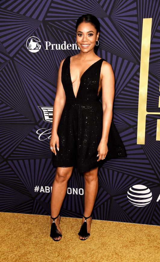 Actress Regina Hall (courtesy of BET)