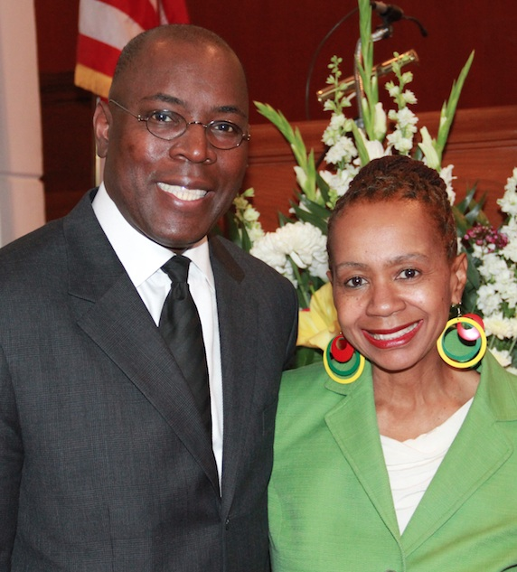 Rev. Alvin and Dr. Sandra Tunstill, pastor and first lady, and the members of Trinity Baptist Church will observe their 100th anniversary at a series of events held in their edificeat 2040 W. Jefferson Blvd. in Los Angeles.