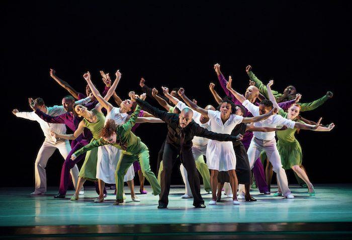 r-Evolution, Dream Choreography: Hope Boykin Alvin Ailey American Dance Theater Credit Photo: Paul Kolnik studio@paulkolnik.com nyc 212-362-7778