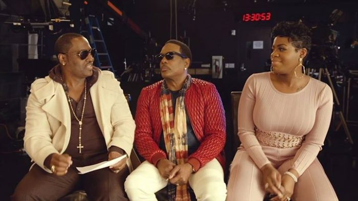"Johnny Gill, Charlie Wilson and Fantasia join for what Wilson deems a ""monstrous"" lineup for ""In It to Win It Tour"" expected to hit Los Angeles March 8, 2017. (Courtesy of Thenet24h)"