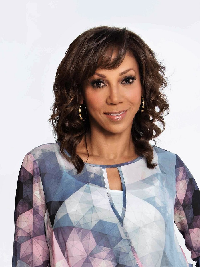 holly robinson peete father
