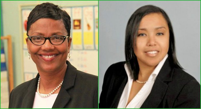 (From Left-to-Right): Rachel C. Johnson and Tasha Cerda Courtesy Photo