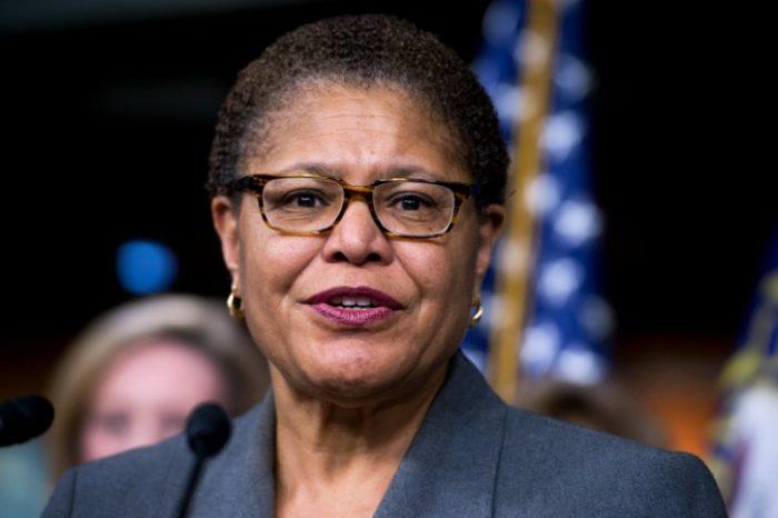 California Congresswoman Karen Bass (AP photo)