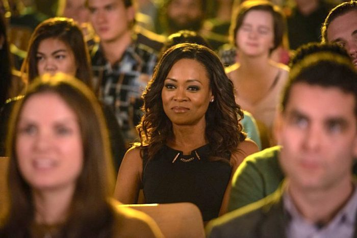 Robin Givens as Mayor McCoy in Riverdale (courtesy photo)