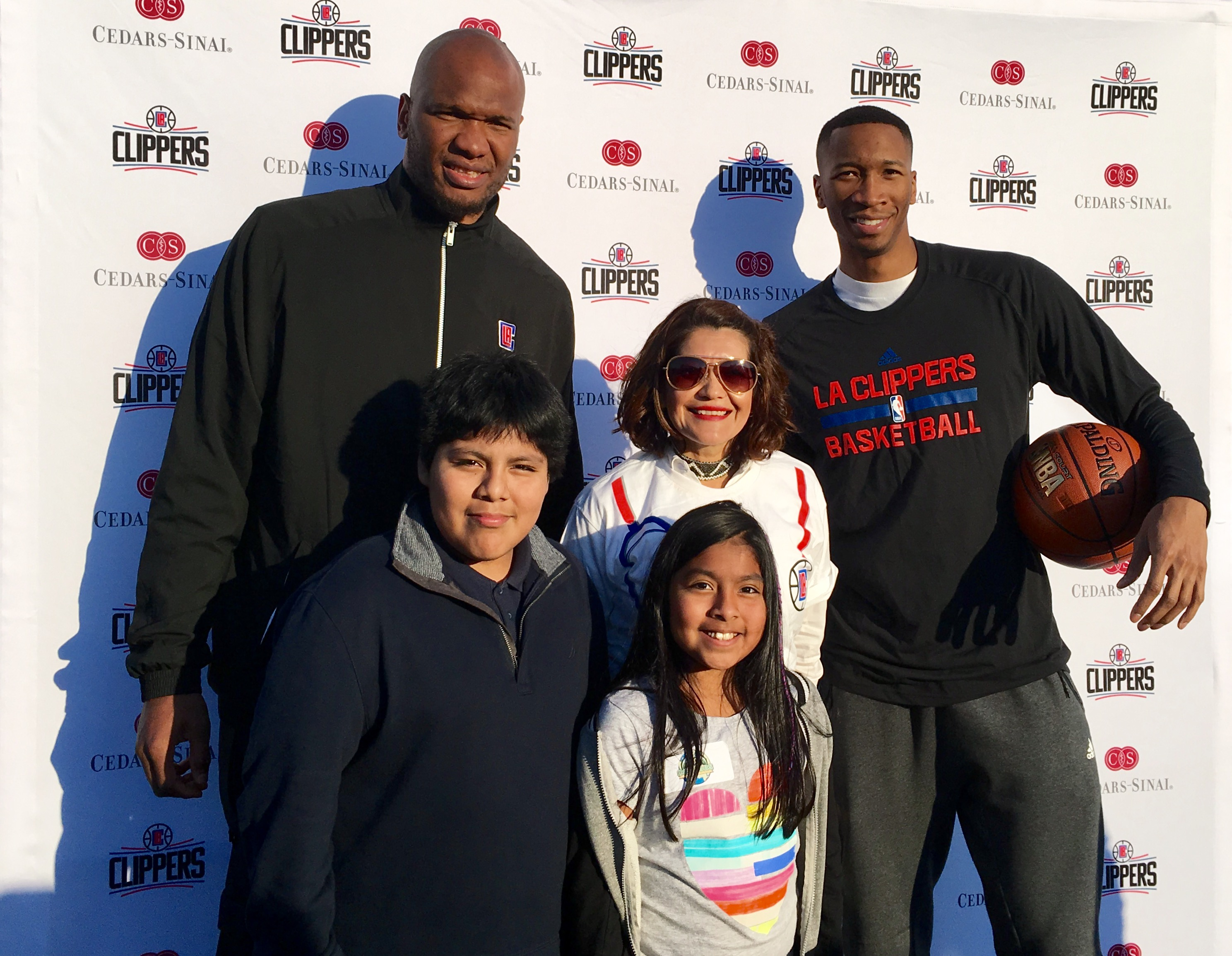 Cedars-Sinai Partners with L A  Clippers to Instill Healthy
