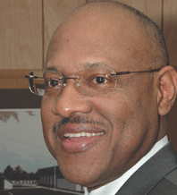 Rev. Dr. Cleophus J. LaRue (photo courtesy of ptsem.edu)