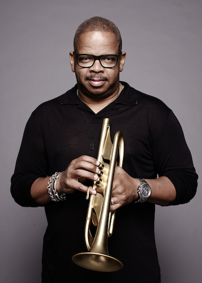 Jazz musician and opera composer Terence Blanchard is the former Thelonious Monk Institute of Jazz Performance Artistic Director. (Terence Blanchard)