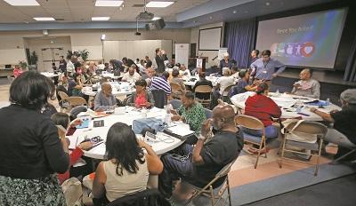 Encouraging Good Health - Holman UMC Teams with Cedars Sinai to