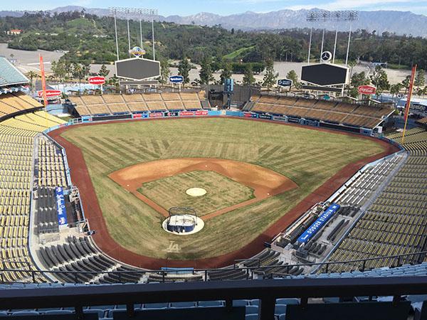 Dodger Stadium (Amanda Scurlock/L.A. Sentinel)