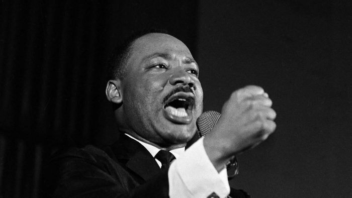 Dr. Martin Luther King Jr. (AP Photo/Horace Cort)