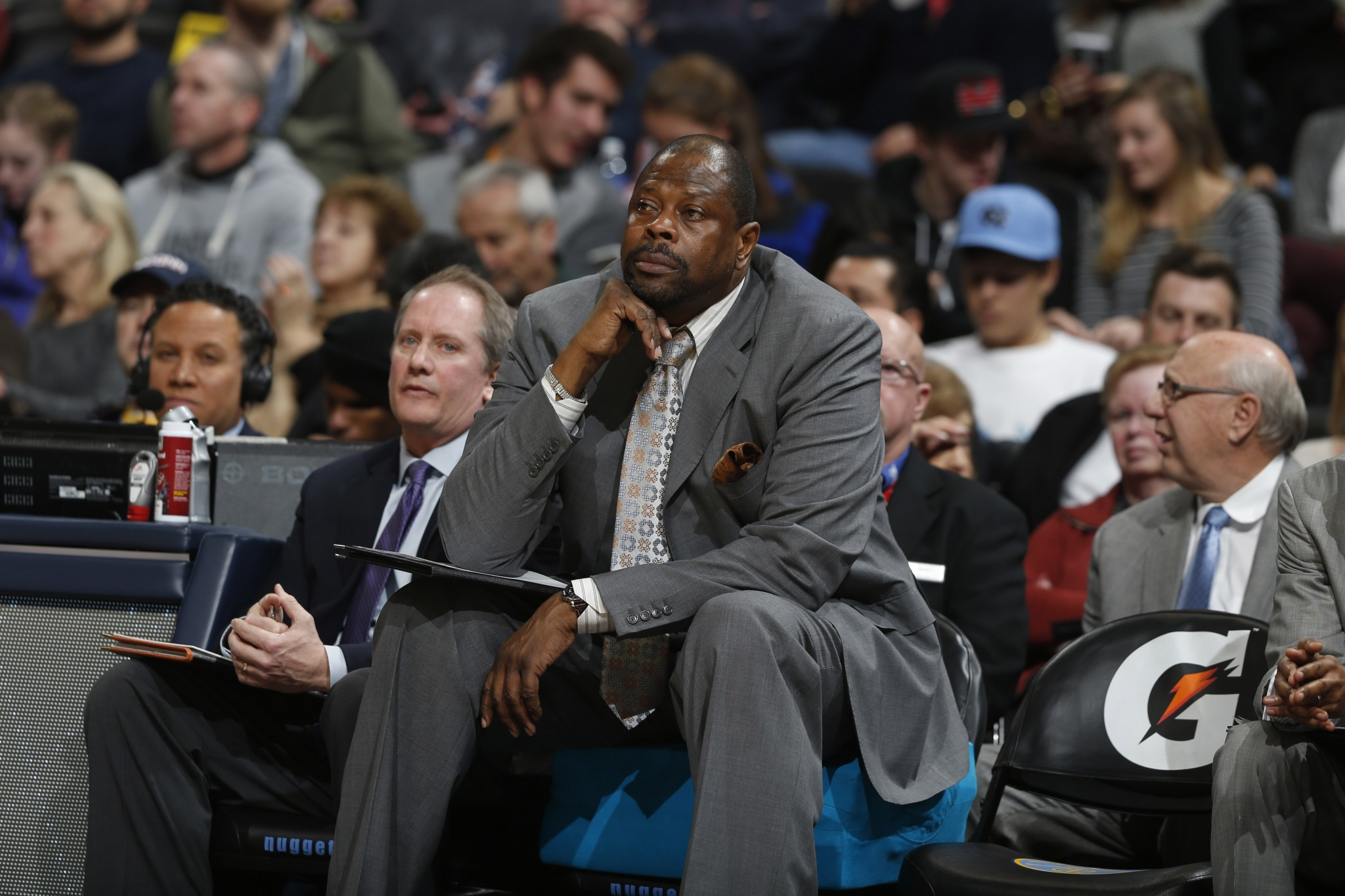 Patrick Ewing is the New Head Coach of Geor own Men s Basketball