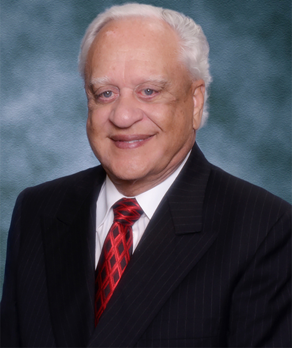 SCAQMD (South Coast Air Quality Management District) Governing Board Chairman William A. Burke, Ed.D. (Courtesy Photo)