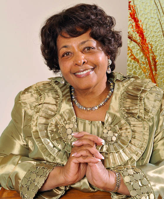 Barbara McCoo Lewis Appointed COGIC General Supervisor - Los Angeles