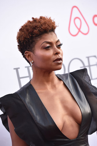 Heroes In The Struggle Taraji P Henson Gina Brown