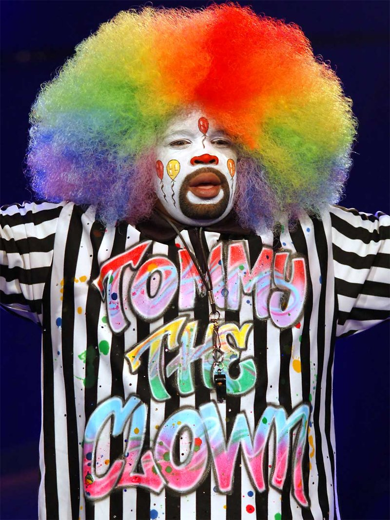Tommy the Clown 25 Year Celebration Continues - Los Angeles