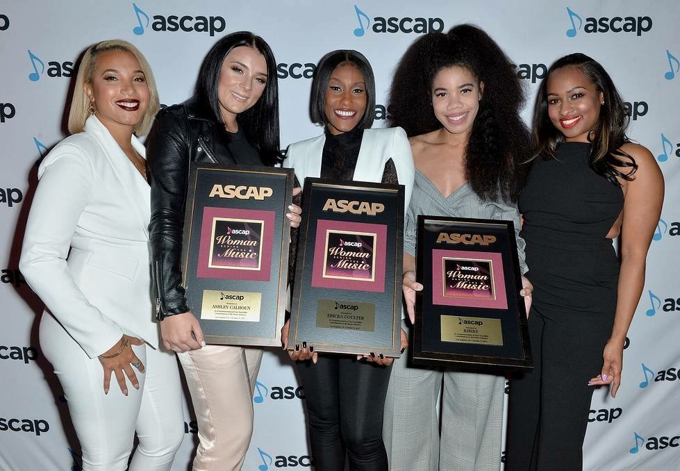 ASCAP Honors the Women Execs Making Money Moves Behind the