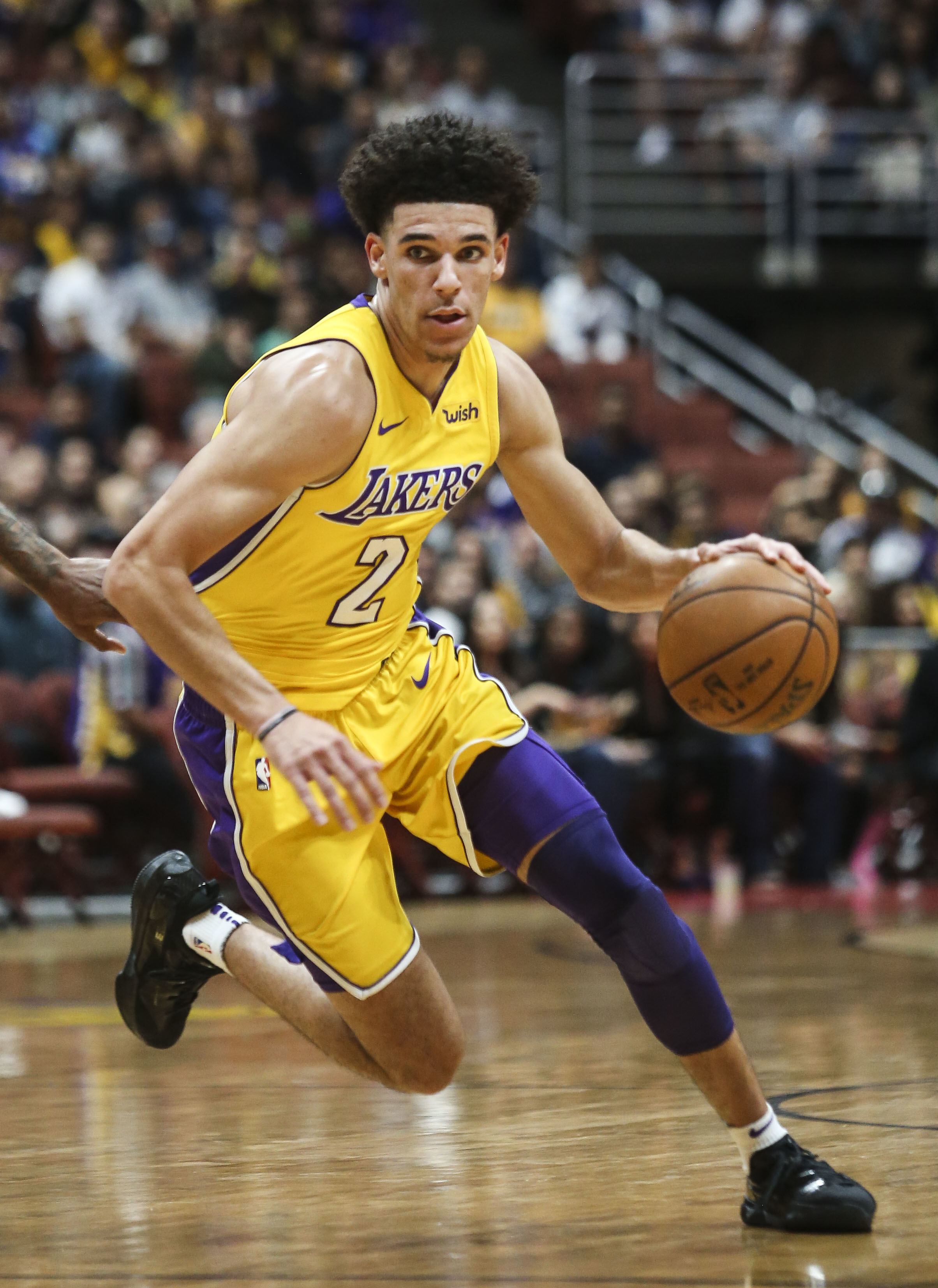 Nba Basketball Los Angeles Lakers: 2017-18 Lakers Viewing Guide - Los Angeles Sentinel