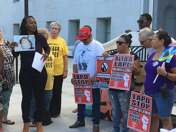 After District Attorney Fails to Schedule Promised Community