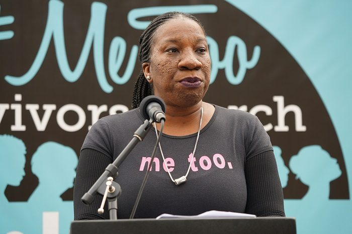 Image result for Tarana Burke