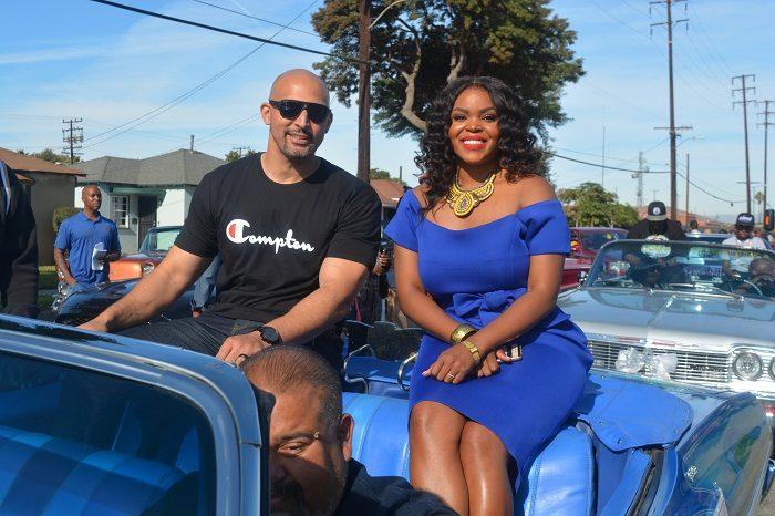 Compton Christmas Parade 2020 City of Compton Holds Annual Christmas Parade   Los Angeles