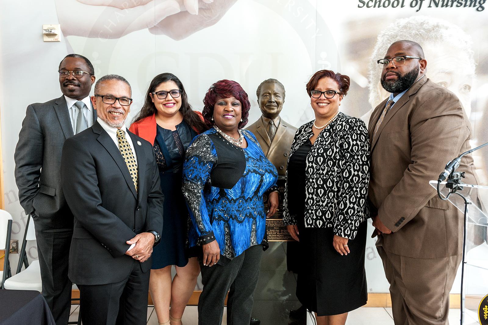 Compton Community College District Signs Memorandum of