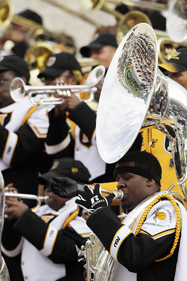 President Gerald Freeny Invites Two HBCU Marching Bands to 2019 Rose