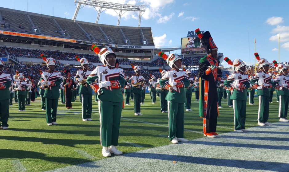 President Gerald Freeny Invites Two HBCU Marching Bands to