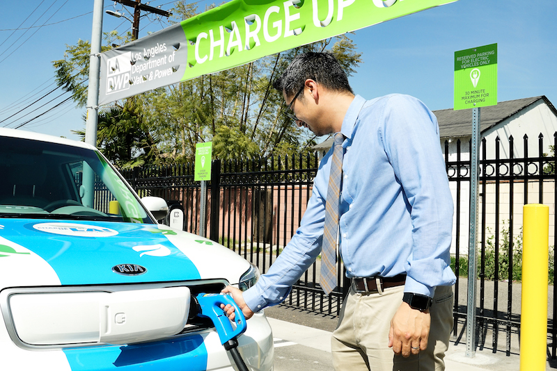 CHARGE UP CRENSHAW: LADWP Launches New Rebate Program for Used Electric  Vehicles - Los Angeles Sentinel | Los Angeles Sentinel | Black News