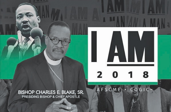 COGIC Launches 'I AM 2018 Movement' for Racial and Economic Justice