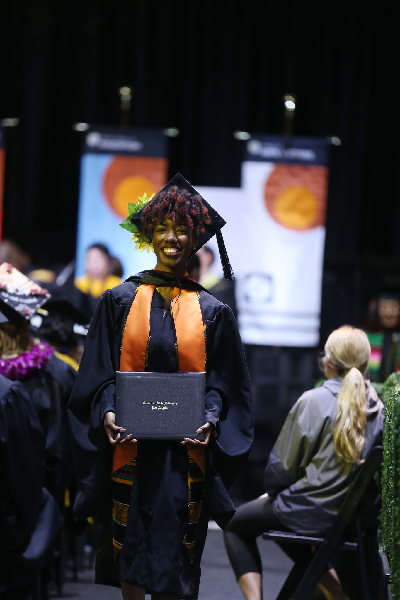 Graduating Cal State La Master S Student Aims To Tackle Food Insecurity Los Angeles Sentinel Los Angeles Sentinel Black News