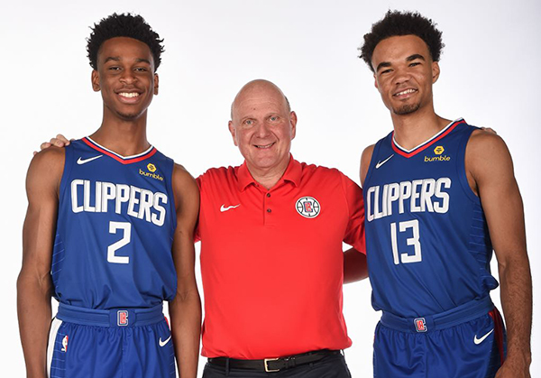 brand new 18ed7 8d7c4 L.A. Clippers Select Offensive Playmakers in 2018 NBA Draft ...