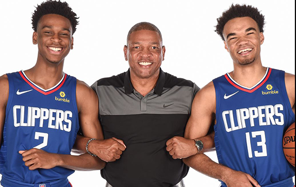 L.A. Clippers Select Offensive Playmakers in 2018 NBA Draft - Los ... 1ffe3ff76
