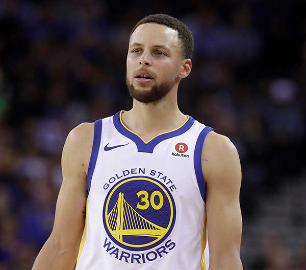 04c3ae0f84a Stephen Curry And Back-To-Back Champion Warriors Top NBA s Most ...