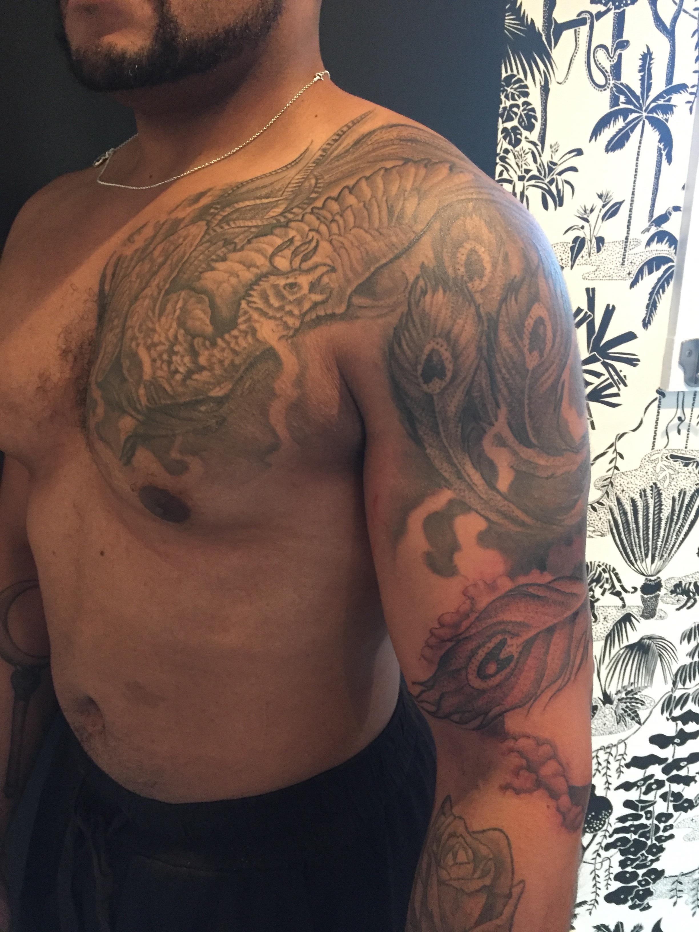58351352f Interview with James Spooner, Vegan and Dark Skin Tattoo Specialist ...
